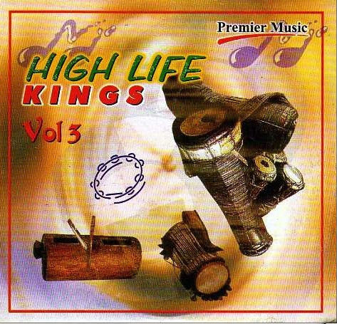 Various Artists - Highlife Kings Vol 3 - CD