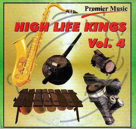 Various Artists - Highlife Kings Vol 4 - CD