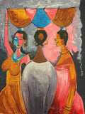 African Painting, African Art 0147 - African Music Buy