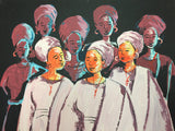 African Painting, African Art 0190 - African Music Buy