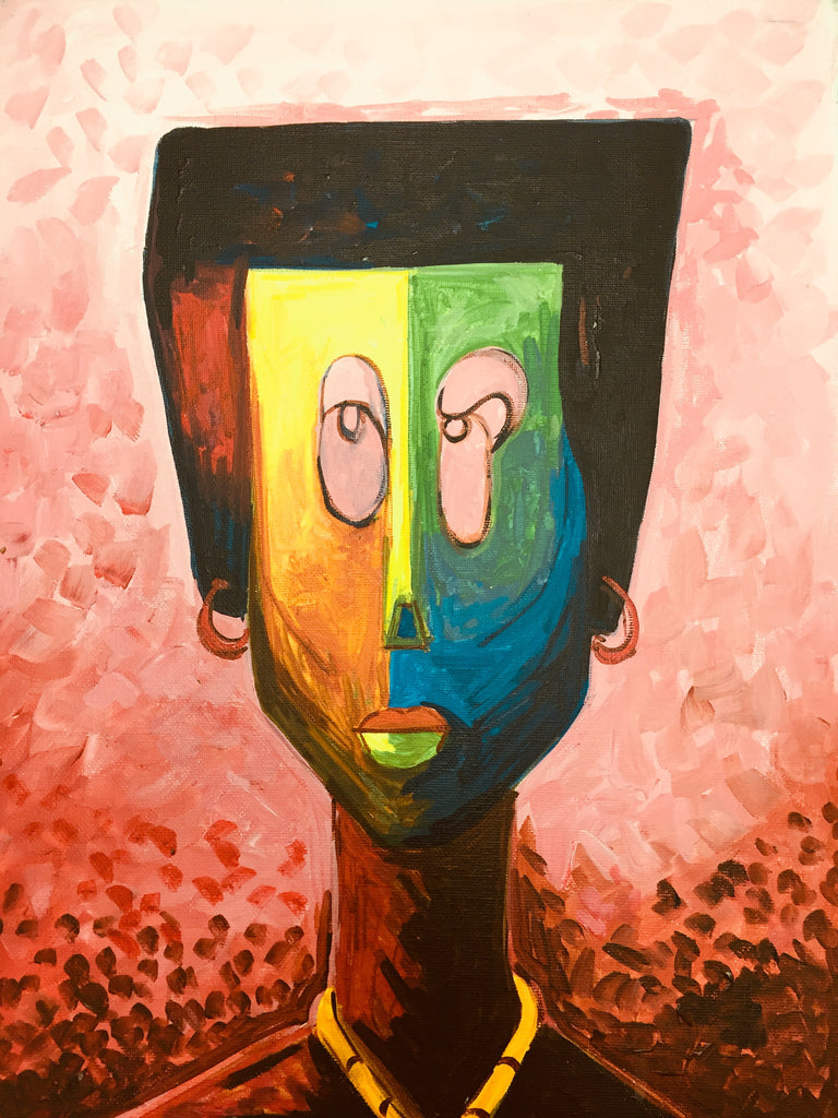 African Painting, African Art 0126