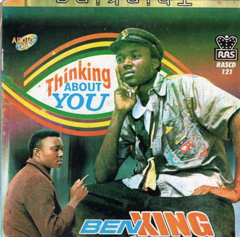 Ben King - Thinking About You - CD