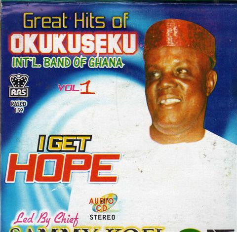 Okukuseku - Great Hits.I Get Hope - CD