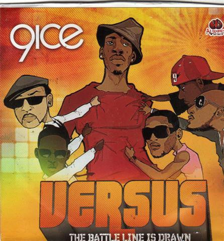 9ice - Versus Other Artists - CD