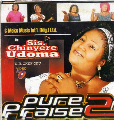 Chinyere Udoma - Pure Praise 2 - Video CD