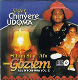Chinyere Udoma - Chim Si Nafo Goziem - CD - African Music Buy
