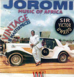 Victor Uwaifo - Joromi - Audio CD - African Music Buy
