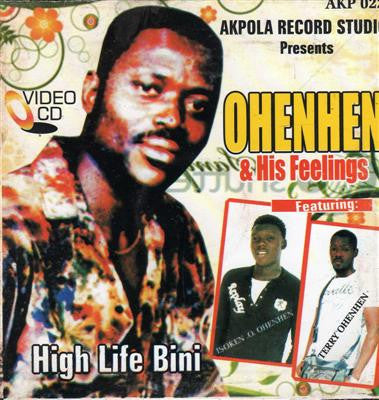Osakpamwan Ohenhen - Highlife Bini - Video CD - African Music Buy