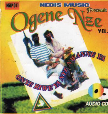 Nedis Music - Ogene Nze Vol 2 - CD