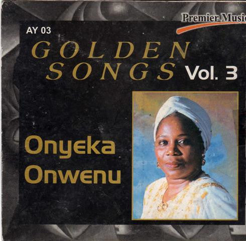 Onyeka Onwenu - Golden Songs Vol 3 - CD