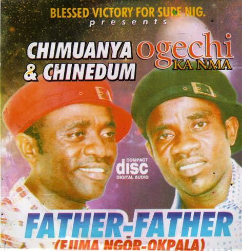 Chimuanya - Father Father - CD