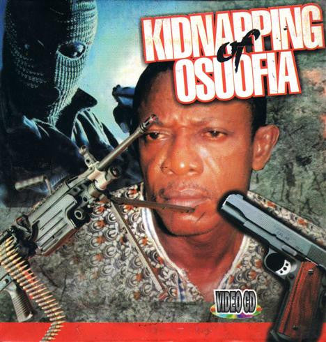 Osuofia - Kidnapping Of Osuofia - Video CD