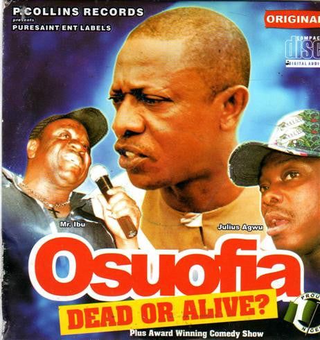 Osuofia - Dead Or Alive - Video CD