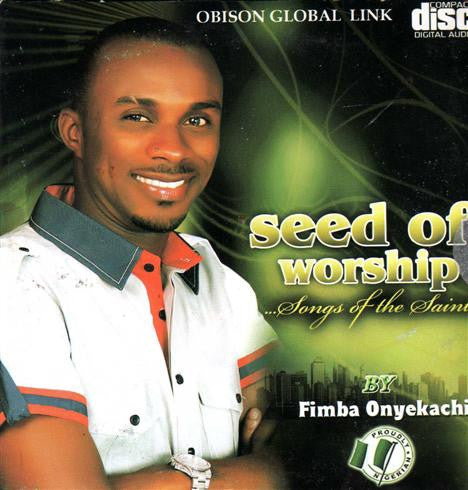 Fimba Onyekachi - Seed Of Worship - CD