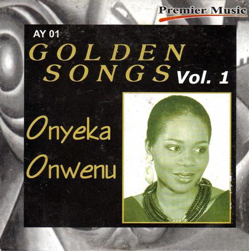 Onyeka Onwenu - Golden Songs Vol 1 - CD