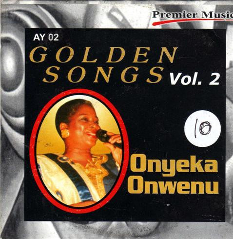 Onyeka Onwenu - Golden Songs Vol 2 - CD