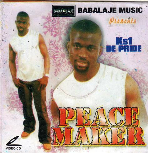 Ks1 De Pride - Peace Maker - Video CD