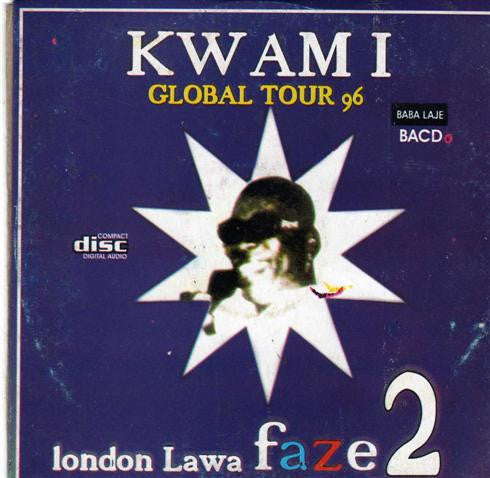 Wasiu Ayinde Marshal - Global Tour 96 - CD