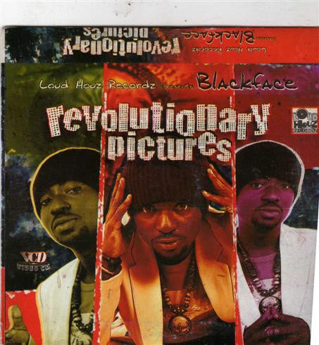 Blackface - Revolutionary Pictures - Video CD