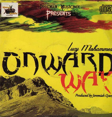 Lucy Mohammed - Onward Way - CD