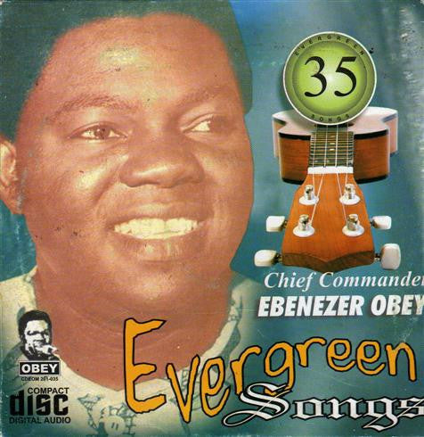 Ebenezer Obey - Evergreen Songs 42 - CD