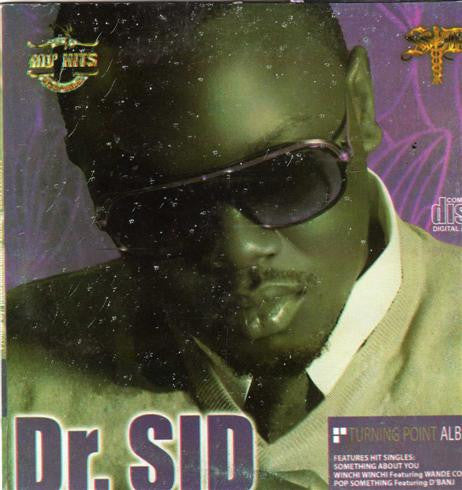 Dr Sid - Turning Point - Audio CD
