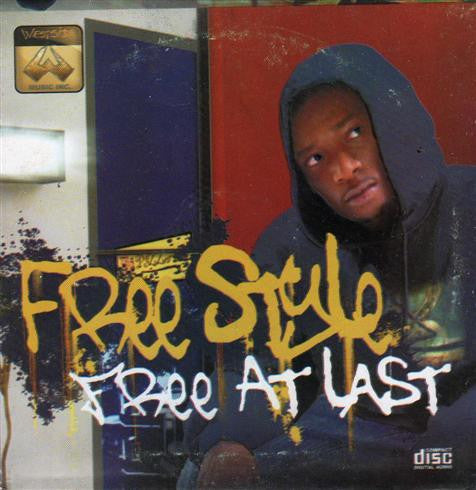 Free Style - Free At Last - Audio CD