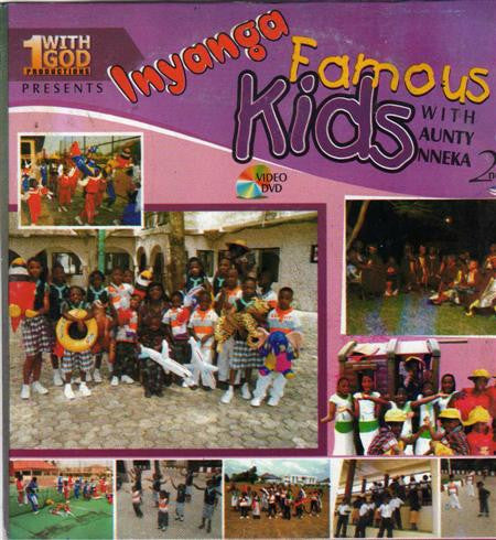 Famous Kids - Second Edition - Video CD