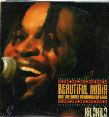 Beautiful Nubia - Kilokilo - Audio CD