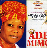 Atinuke Obanla - Ade Mimo - CD - African Music Buy