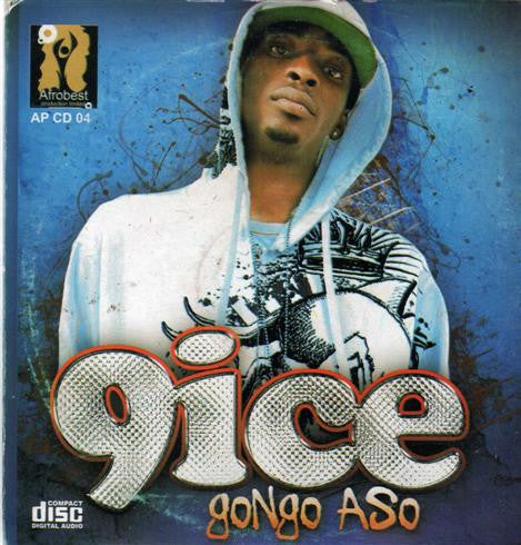 9ice - Gongo Aso - Audio CD