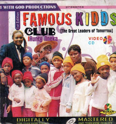 Famous Kids - First Edition - Video CD