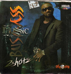 2 Shotz - Music Business - CD - African Music Buy