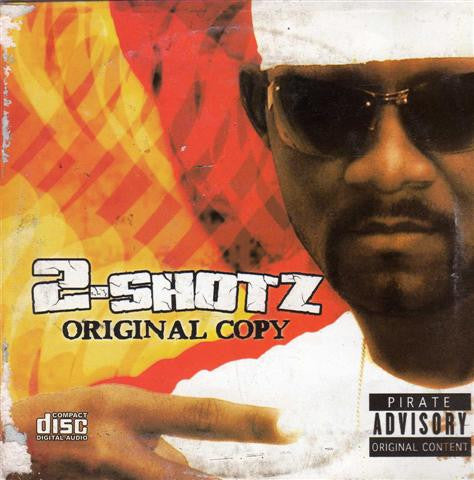 2 Shotz - Original Copy - CD