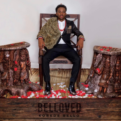 Korede Bello - Beloved - CD - African Music Buy