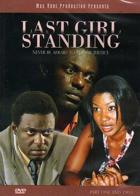 Last Girl Standing 1&2 - African Movie - Dvd