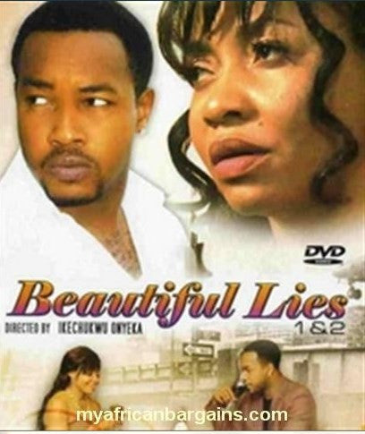 Beautiful Lies 1&2 - African Movie - Dvd