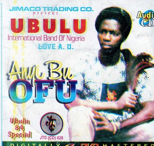 King Love A U - Anyi Bu Ofu - CD