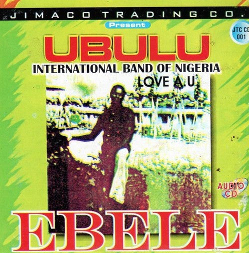 King Love A.U - Ebele - Audio CD