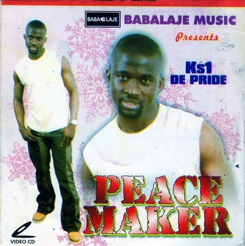 Sulaimon Malaika - Peace Maker - Video CD