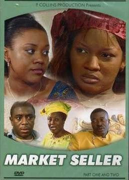 Market Seller 1&2 - African Movie - Dvd