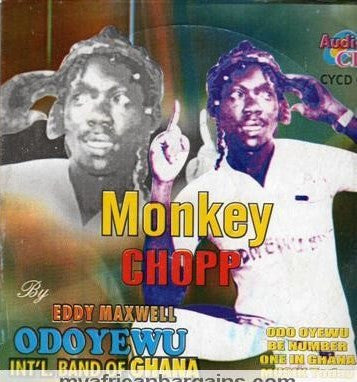 Odoyewu Band - Monkey Chopp - CD