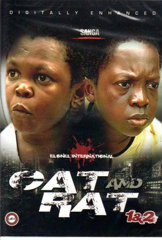 Cat And Rat 1 & 2 African Nigerian Movie