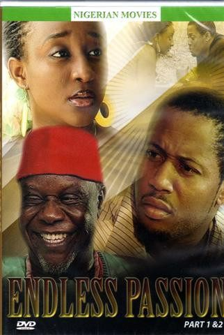 Movie - Endless Passion 1&2 - African Nigerian Movie Dvd