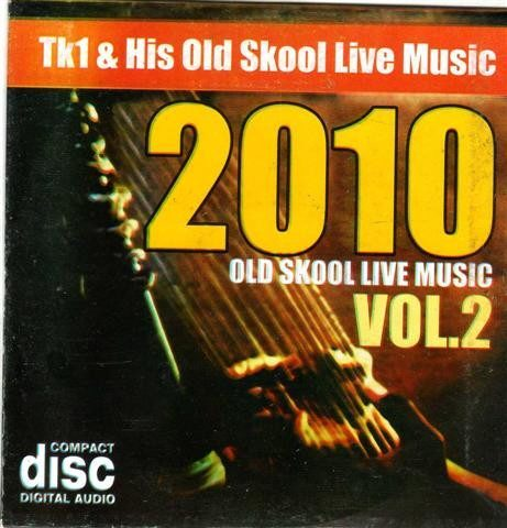 2010 Old Skool Live Music Vol 2 - CD