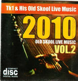 Music CD, - 2010 Old Skool Live Music Vol 2 - CD
