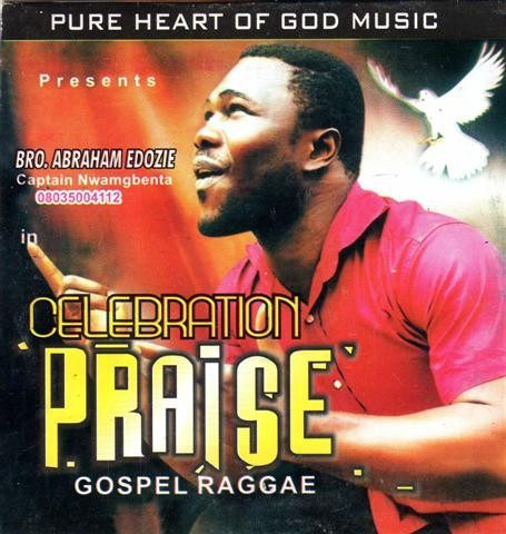 Abraham Edozie - Celebration Praise 1  - CD