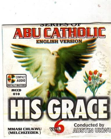 Abu Catholic His Grace English Version - CD