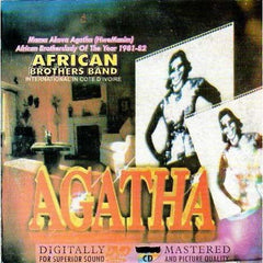 Music CD, - African Brothers Band - Agatha - CD