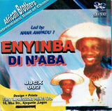 Music CD, - African Brothers - Enyinba Di N'Aba - CD